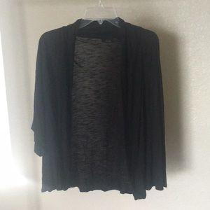 Black APT 9 Cardigan